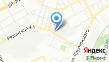 Avto-Marafet на карте