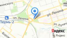 BECT на карте