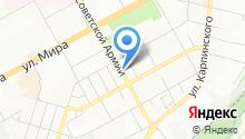 Berretto на карте