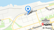 CLEANDO на карте
