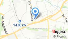 Bosch AutoService на карте