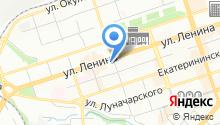 ИнвестКапиталбанк на карте
