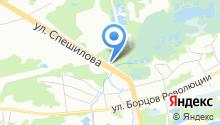Avtorem на карте