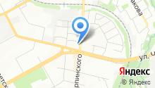 Body-сlub на карте