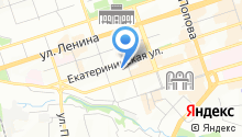 DelEx на карте