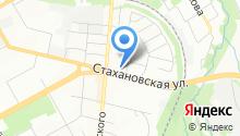 BabyCar-e на карте