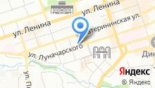 Azira на карте