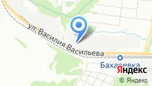 33 М`etra на карте