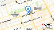 Алендвик на карте
