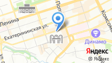 CENTER на карте