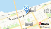 5-я авеню на карте