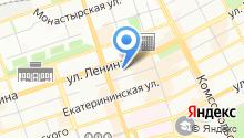 Управление Федеральной службы государственной регистрации, кадастра и картографии по Пермскому краю на карте