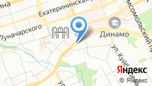 Central Hostel Perm на карте