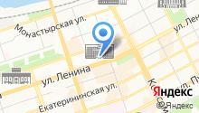 Министерство финансов Пермского края на карте