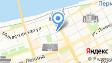 Disco на карте