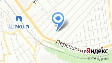 ClubShell на карте