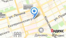Corrida на карте