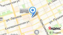 BrowLook на карте