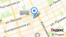 Компот на карте