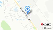 Ярмарка Уфа на карте