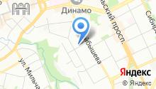 AP на карте