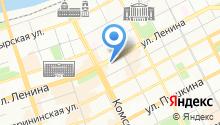 Кот Станиславского на карте