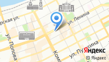 Борода Хаус на карте