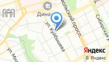 AQUALINE-M на карте