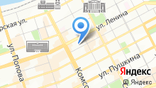 Commode на карте