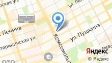City Express на карте