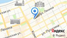 Яшефф на карте