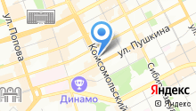 Antares на карте