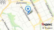 Dedushka на карте