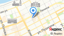 CALYPSO на карте