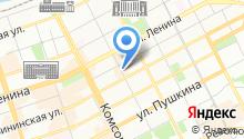 3Д-Технологии на карте