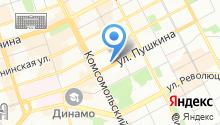 Benvenutto на карте