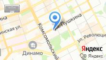 4 ВЕКА на карте