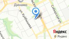 Алгоритмика-Пермь на карте