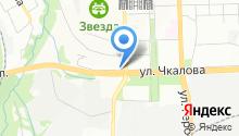 АБВ сервис на карте