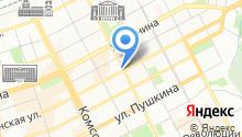 Comedy Пермь на карте