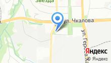 Ярд на карте