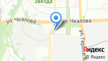 Deco на карте