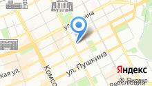 Columbia на карте
