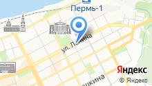 """""""Пермь-соцадаптация"""" на карте"""