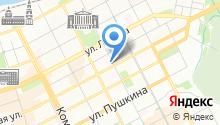 Информа на карте