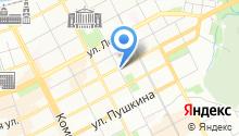 Berkana-V на карте