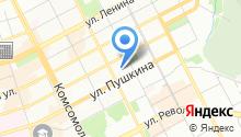 А-СМС на карте