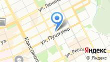 Beldex на карте