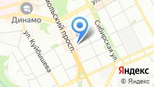 BondNail на карте