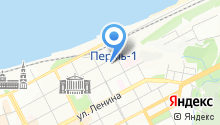 Clever Hotel на карте